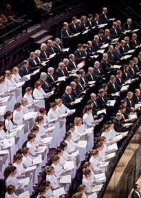 Words in music : mots et musique dans l'art choral