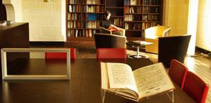 Appel à crowdfunding : Bibliothèque François Lang
